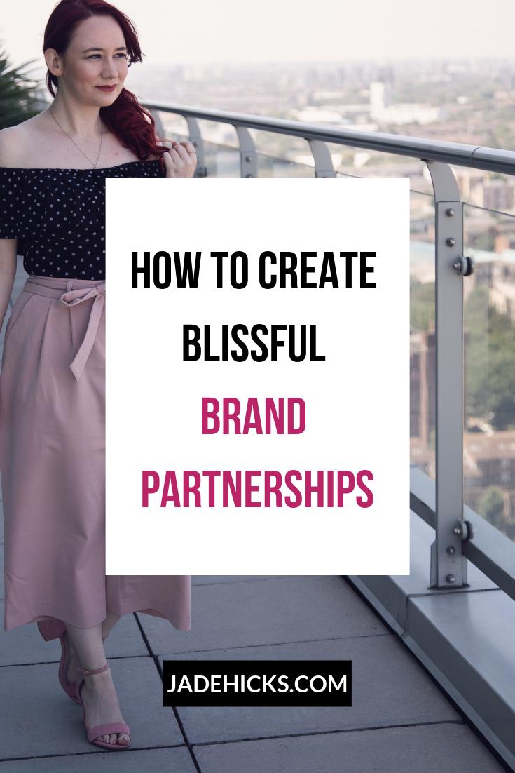Brand sponsorship bloggers