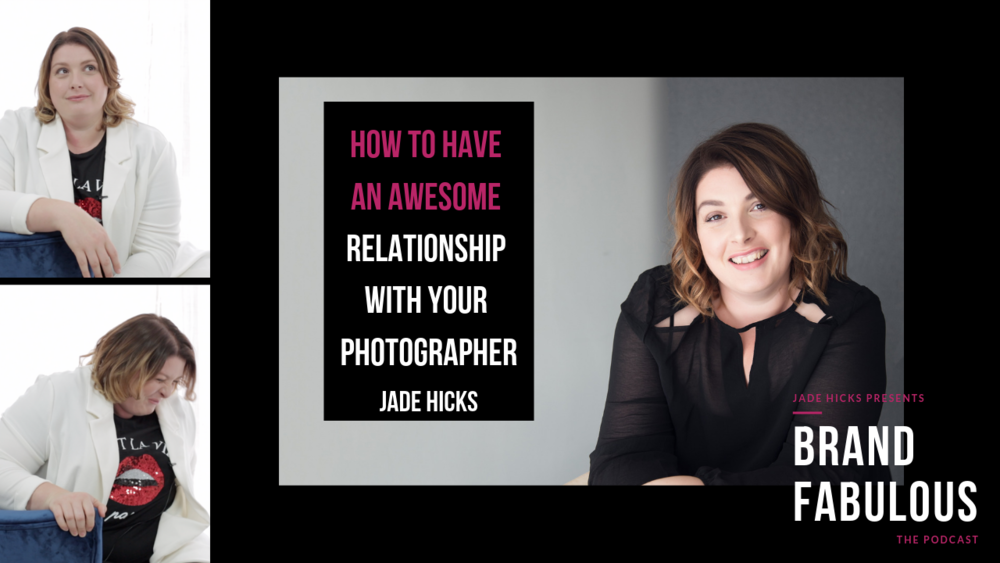 How to have an AWESOME relationship with your photographer