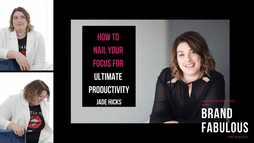 how to nail focus for ultimate productivity