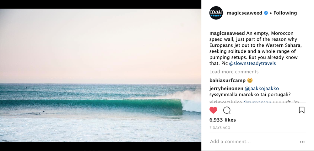 African speed walls - Magicseaweed