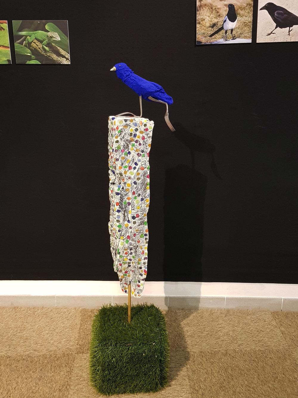 Sculpture par Golec & Golec