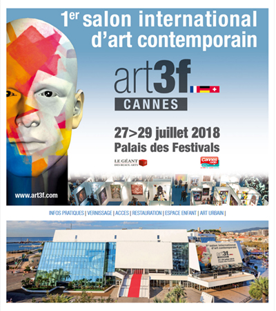 Upcoming exhibition 27-29th July 2018