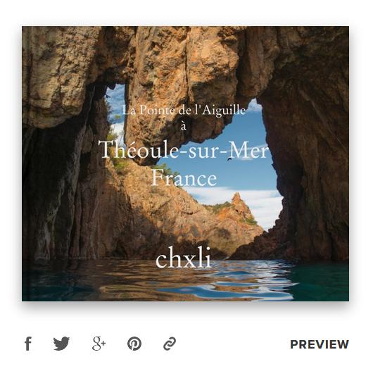 La Pointe de l'Aiguille photo book