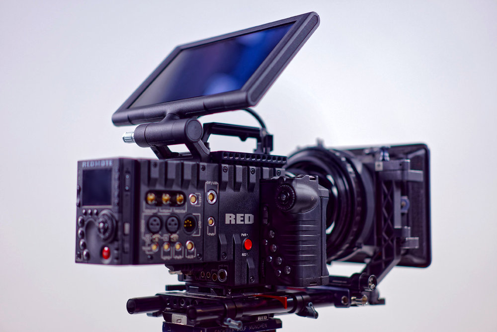 Die Screencraft RED EPIC-M Dragon