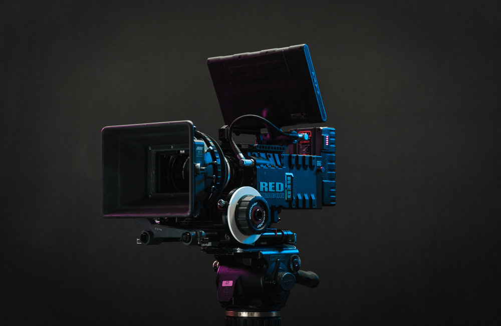 Die Screencraft Studio RED EPIC