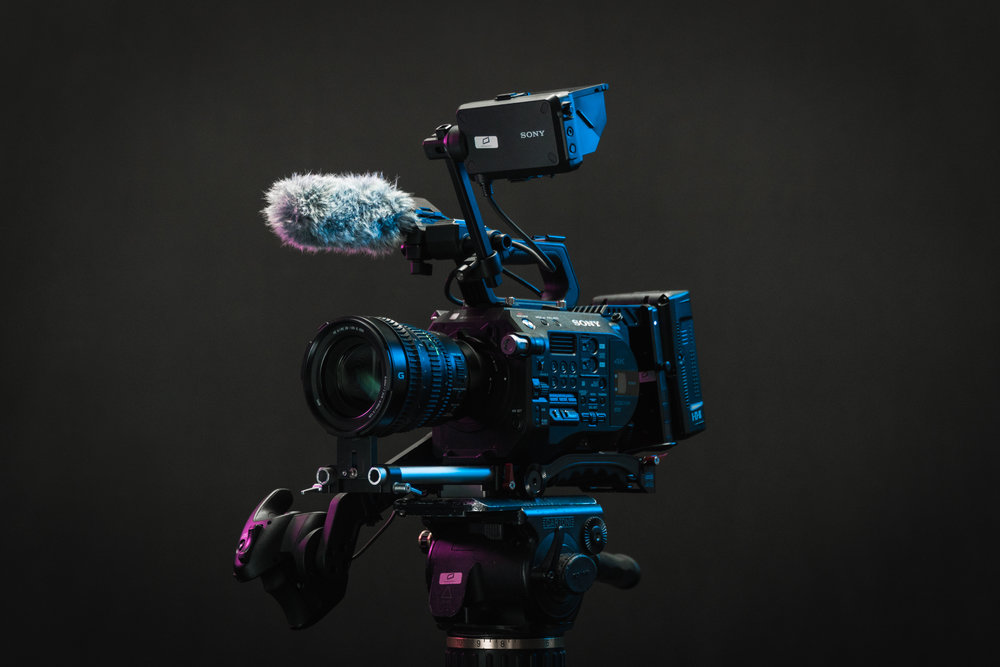 Die Screencraft Studio Sony PXW-FS7II