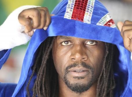 Click  here  to read Andrea's exclusive interview with legendary boxer Audley Harrison MBE (image credit: Emily Goodman)