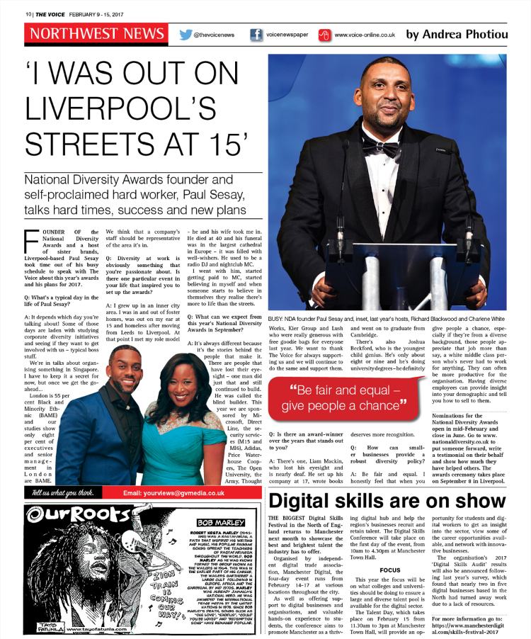 Northern News Paul Sesay interview lead.PNG