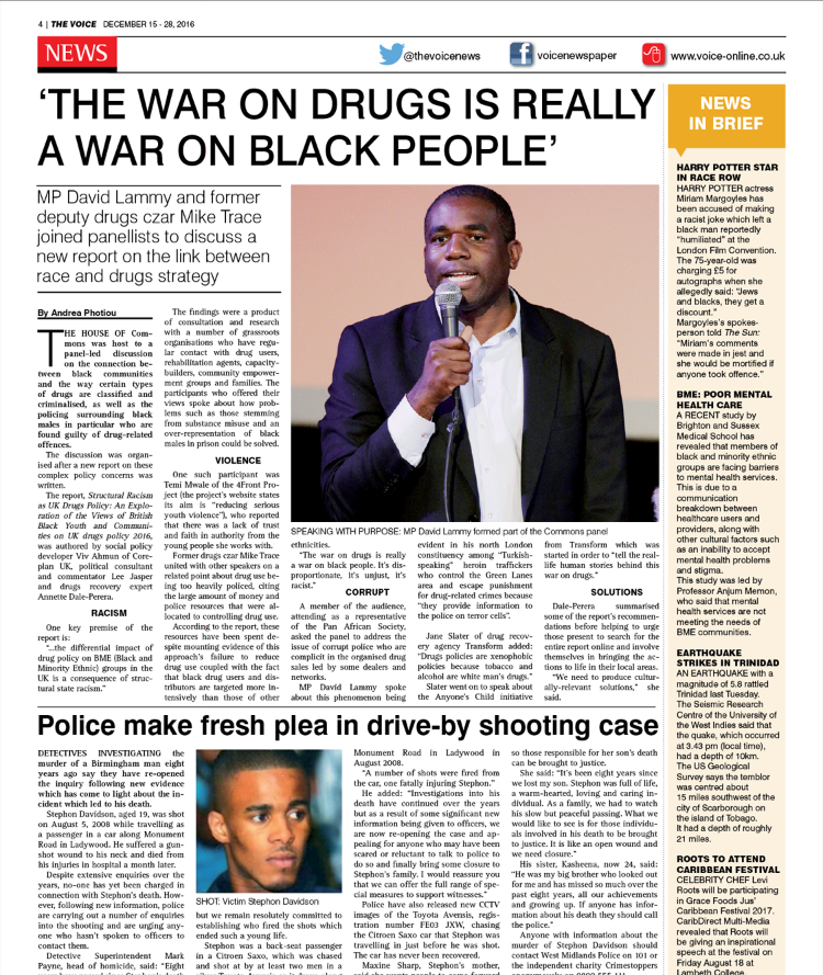 Drugs report news story.PNG