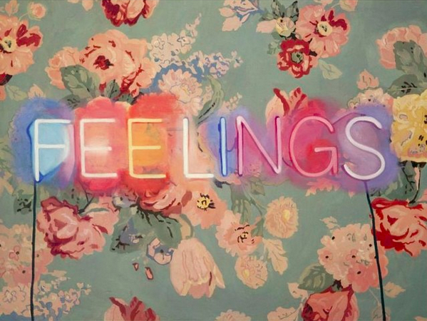 FEELINGS RADIO SHOW  - I wanted to make something that held space for people to feel all the feels. Hope you enjoy!