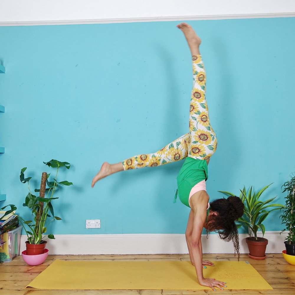 Yoga with Dionne on Youtube - Free classes with a range of styles and lengths.
