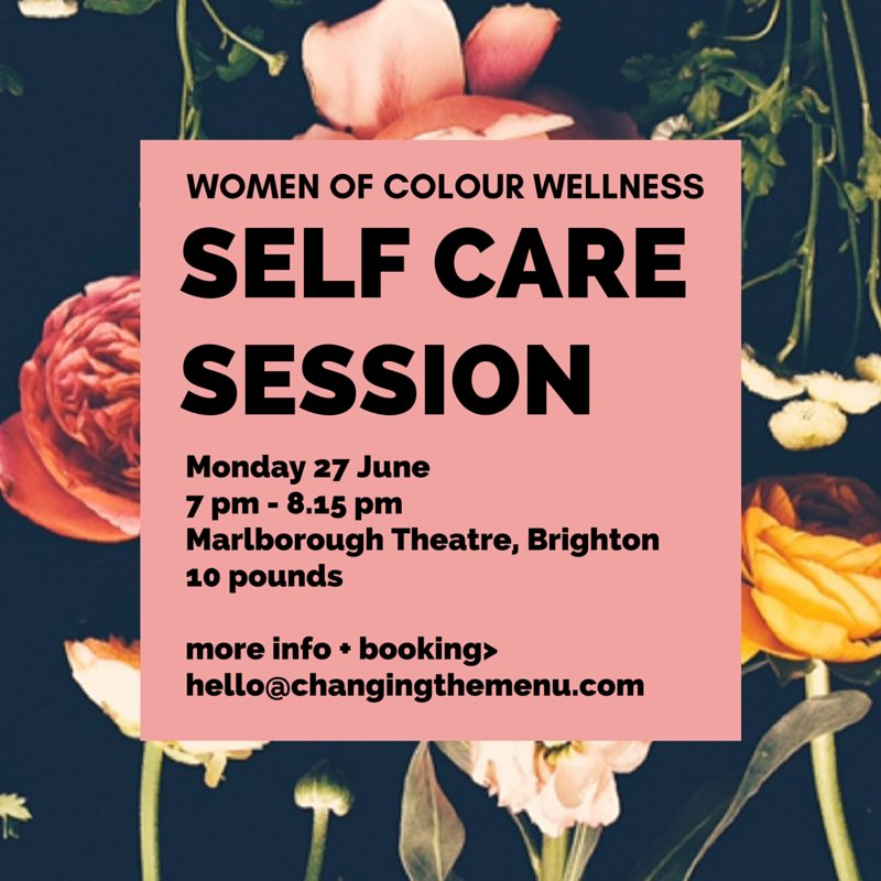 dionne.space Yoga with Dionne Women of Colour Wellness