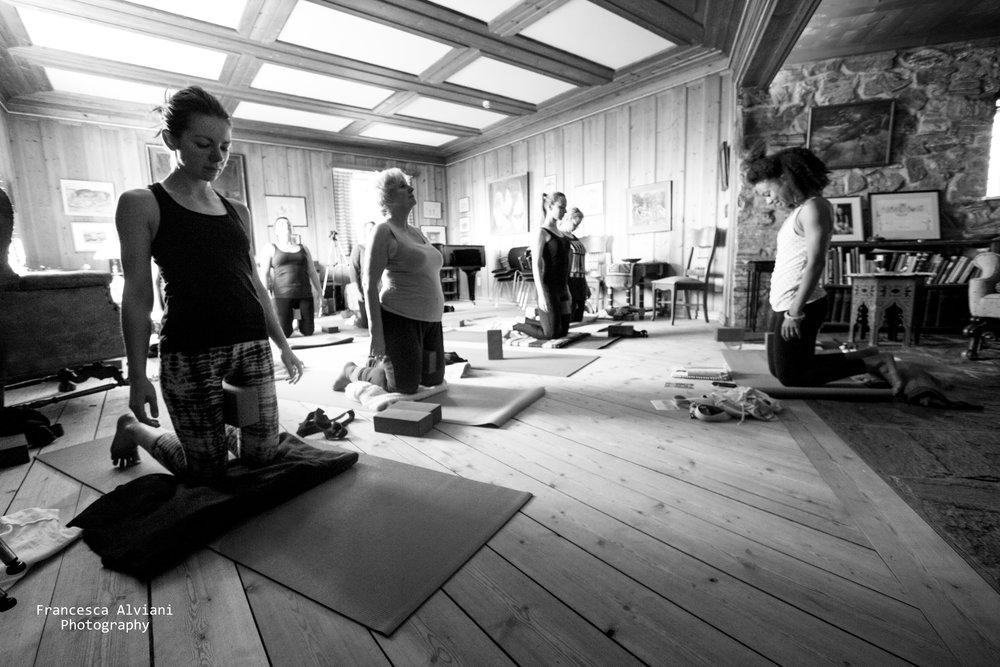 Dionne Yoga Siljustøl