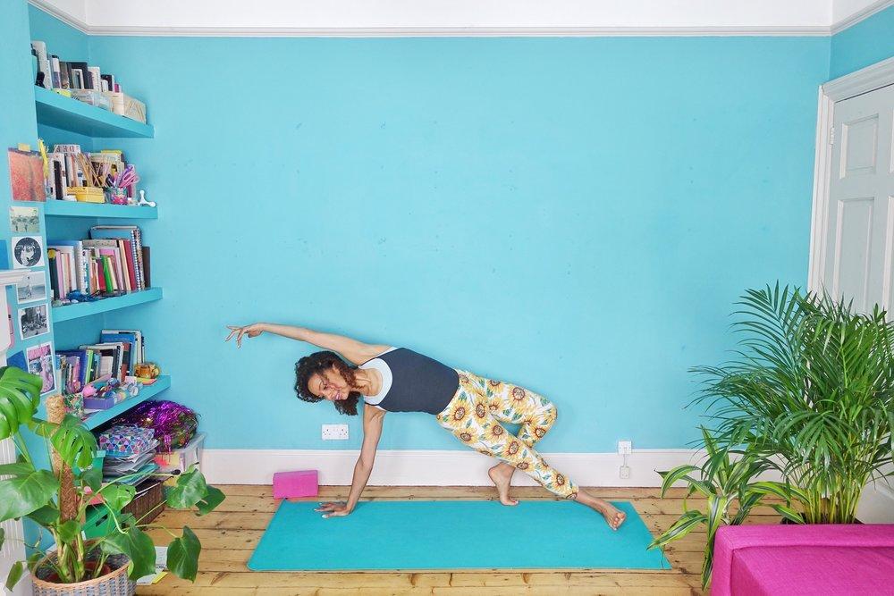 spring yoga dionne