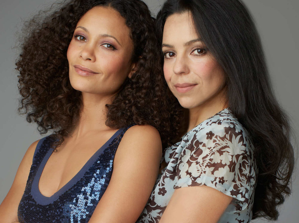 Thandie and Kay international women's day