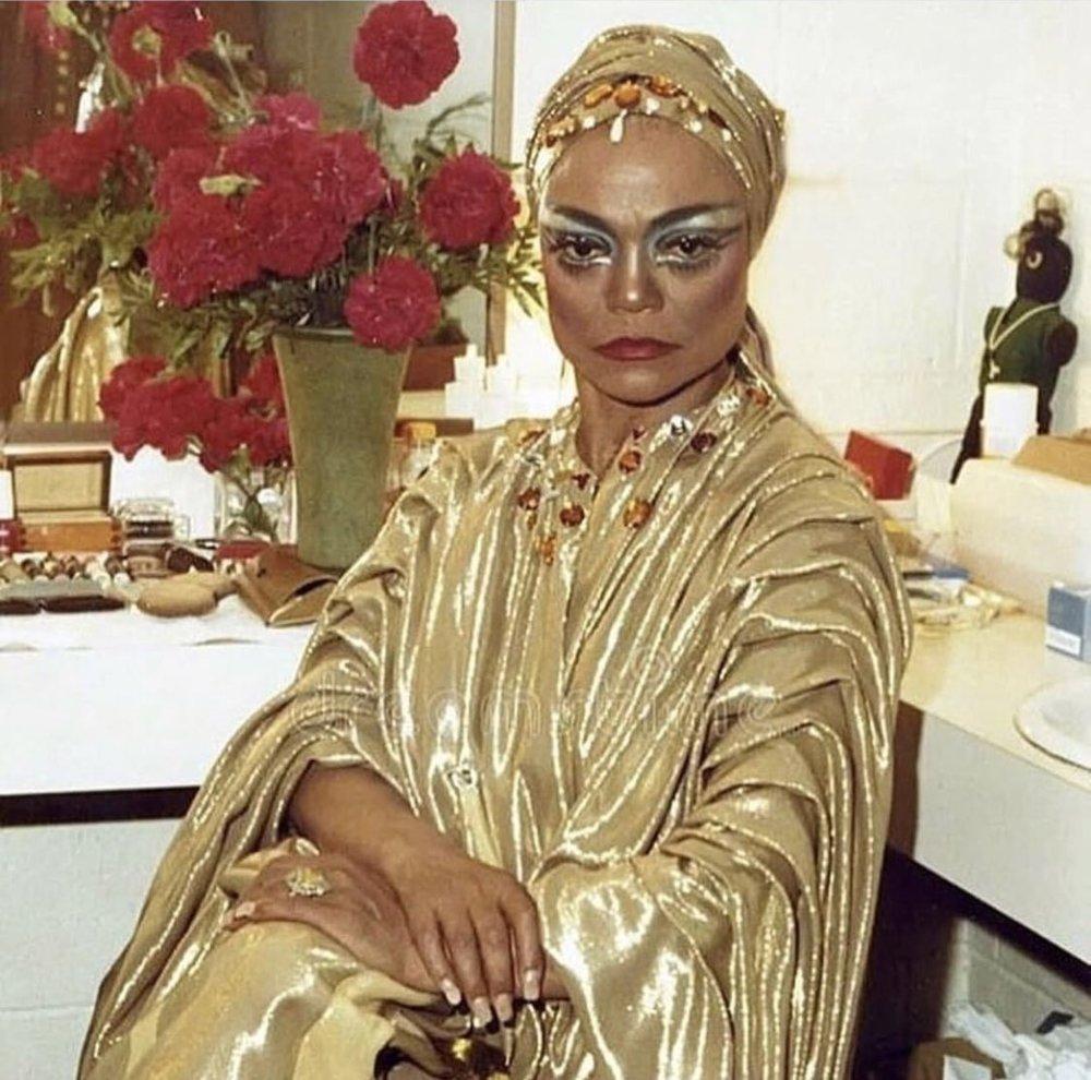 Empress Eartha, our patron saint!