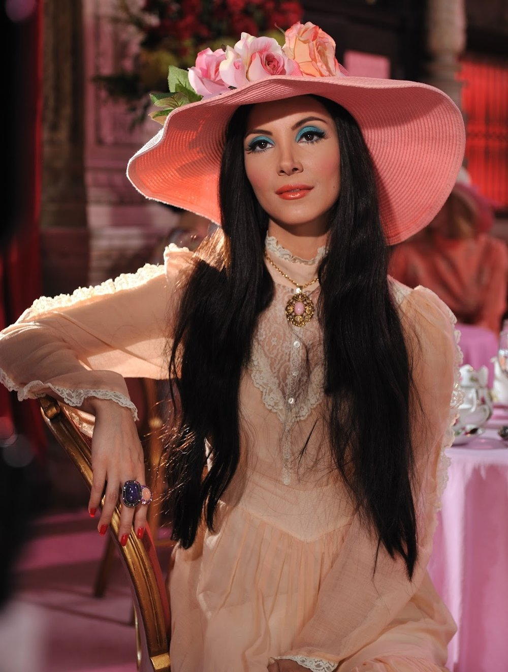The Love Witch (one of my recommended films for spooky szn!)