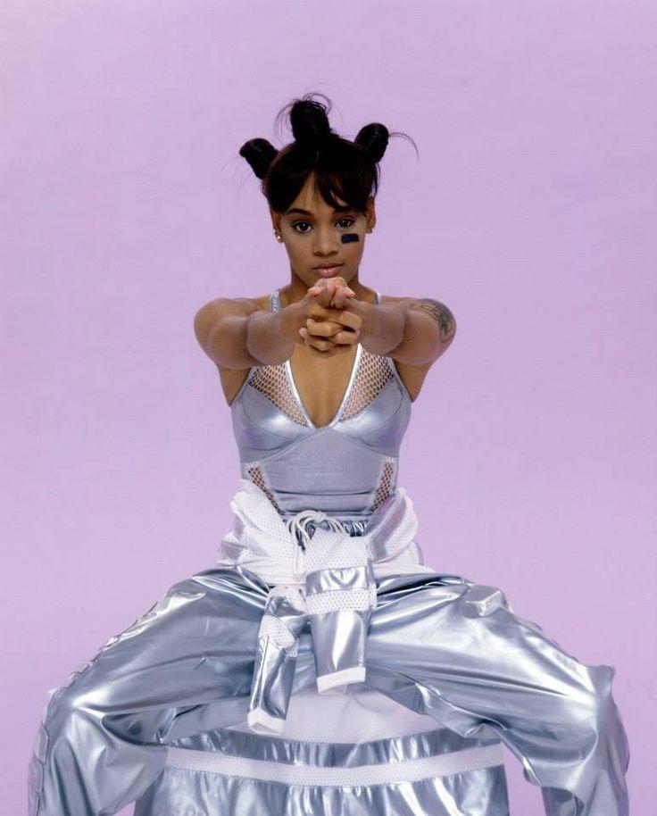 Lisa Left Eye Lopes forever 💜