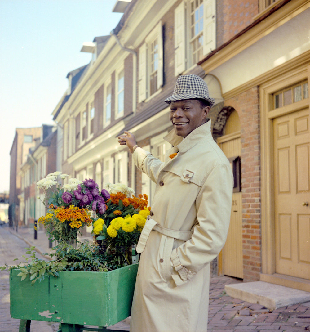 A glorious spring-mood via Nat King Cole who would have turned 100 this week!