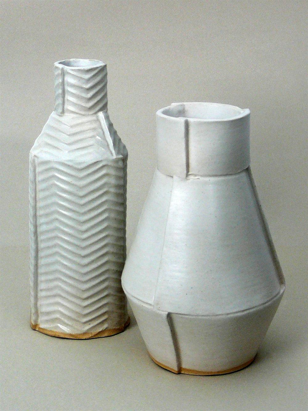 Panel Vases