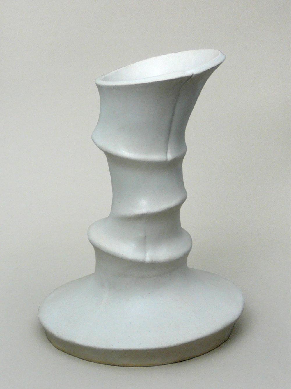 Rolling Circles Vase #7