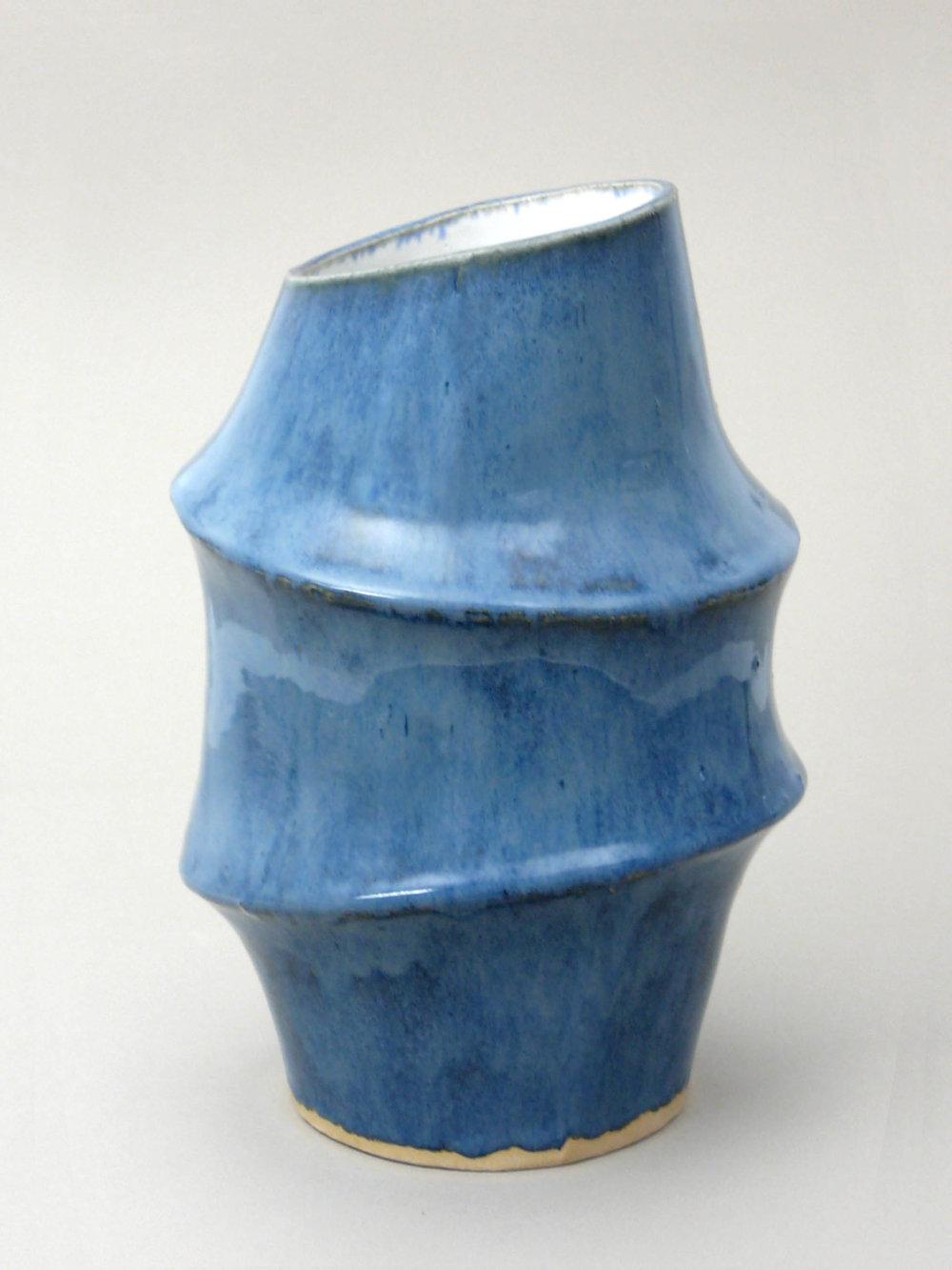 Rolling Circles Vase #9