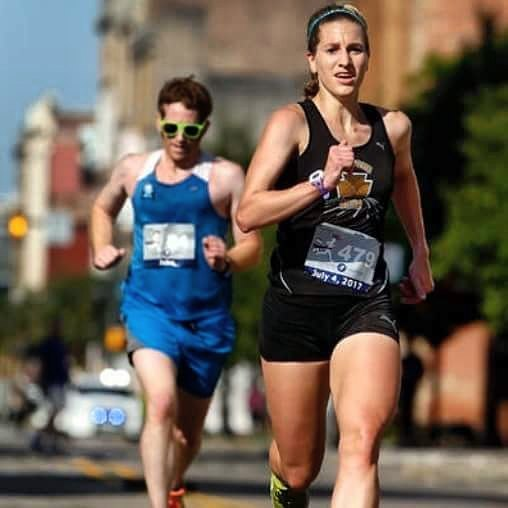 Congratulations to Marina Orrson!!! She ran an official time of 2:46.43 at the Wineglass Marathon! About two minutes off Olympic Trial qualifying time!! Way to go!!! #ktcelite #keystonetrackclub