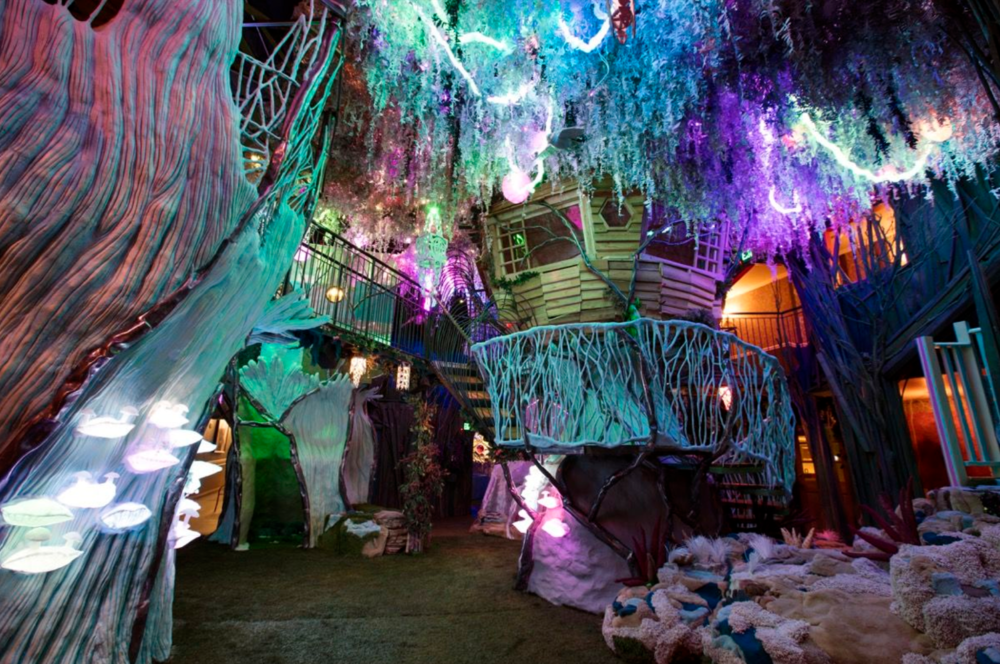 The House of Eternal Return. Image courtesy of meowwolf.com