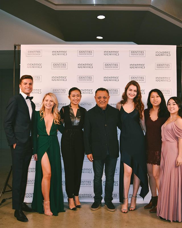 We want to thank you so much for coming to our show, @elietahari! We're incredibly honored that you were able to make it and be this year's IDENTITIES Leader of the Arts!