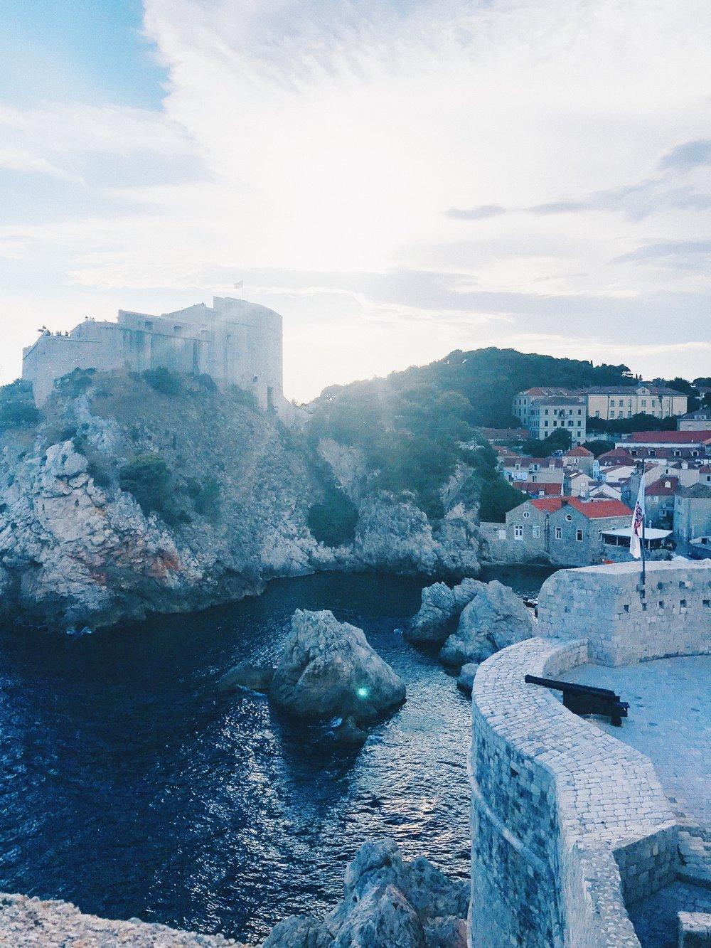 traveling in croatia sightseeing in dubrovnik.jpg