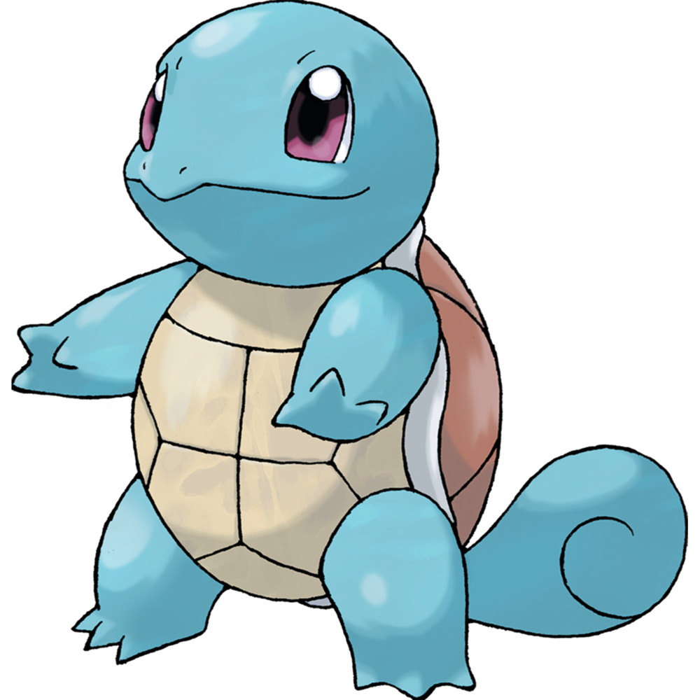 #7 Squirtle