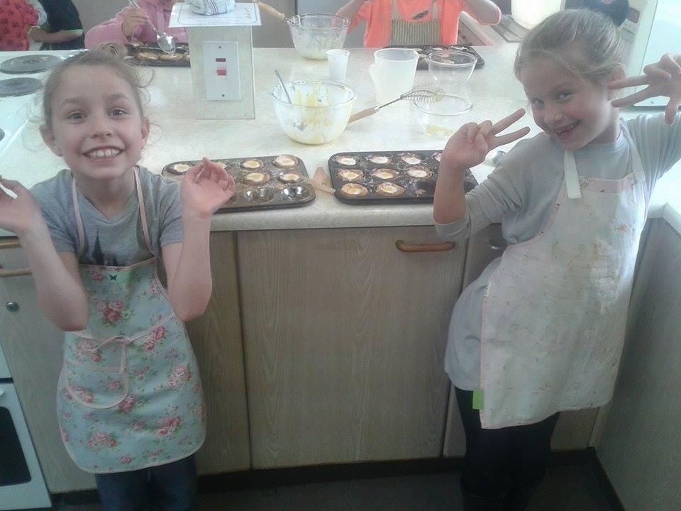 Baking Smiles