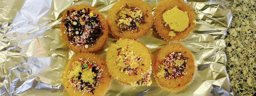 Stir Krazy Kids - Midsummer Night Cupcakes