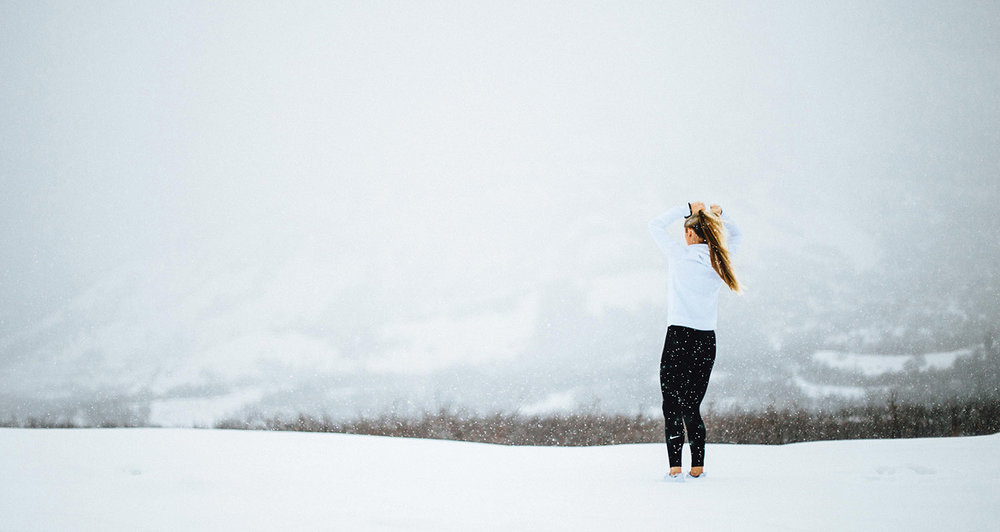 Introducing, The Winter Wellness Challenge!