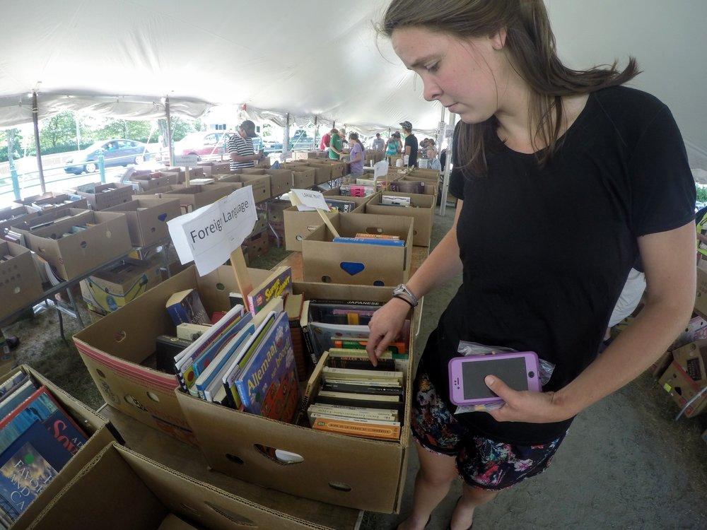 Bookstock!