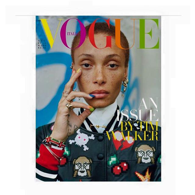 Adwoa Aboah in all her glory.