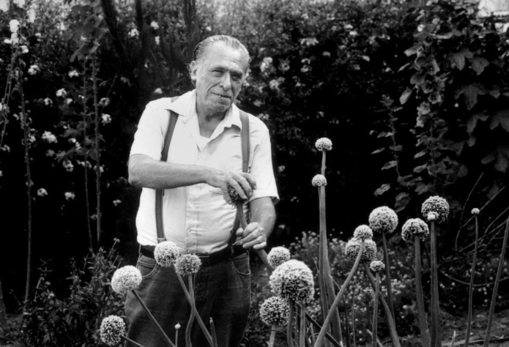Jimi's pick: Bukowski.