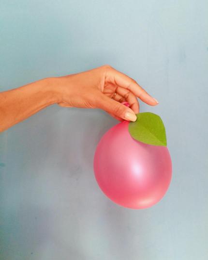 Balloon fruit!
