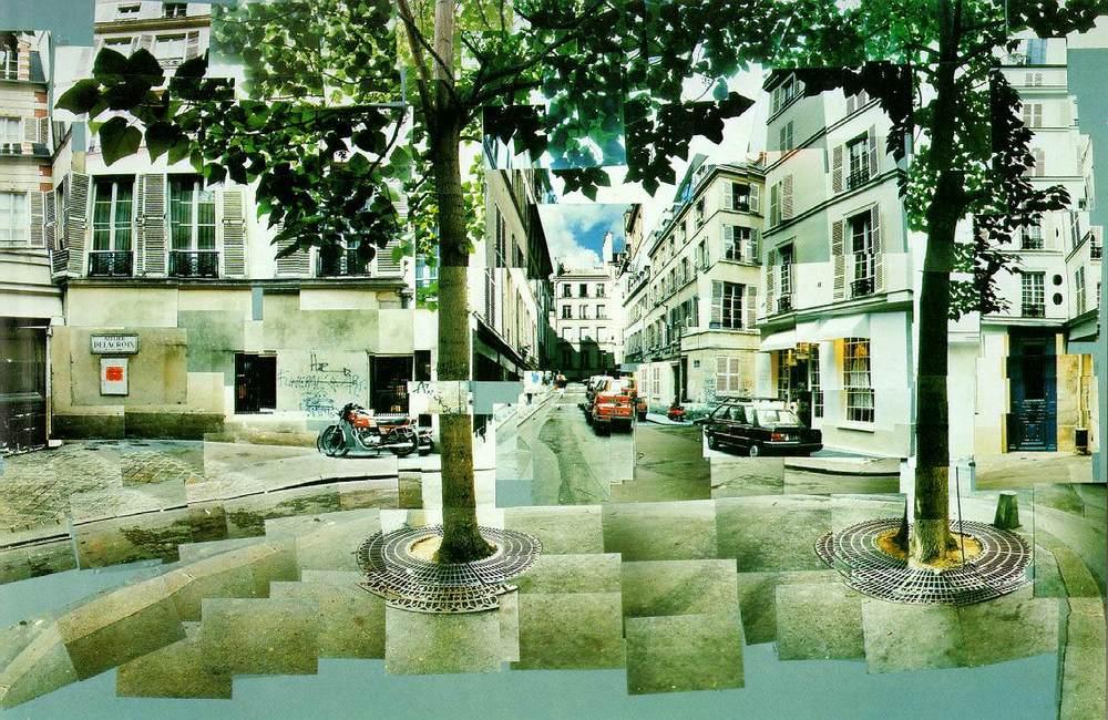 Place Furstenberg, Paris, August 7,8,9, 1985