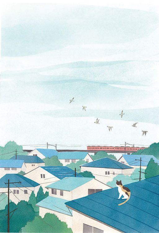Illustration by Yuri Mizutani (Header illustration by Maria Muun)