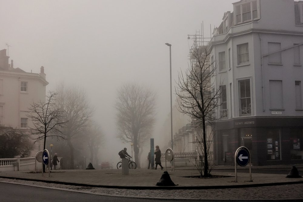 Brighton Misty Mornings