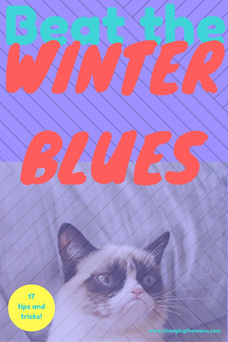 Seasonal Affective Disorder Winter Blues
