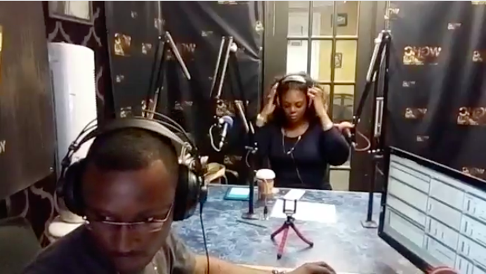 WATCH OUR CEO'S LIVE INTERVIEW - WITH JOJO TURKSON OF WGHC 98.3 FM