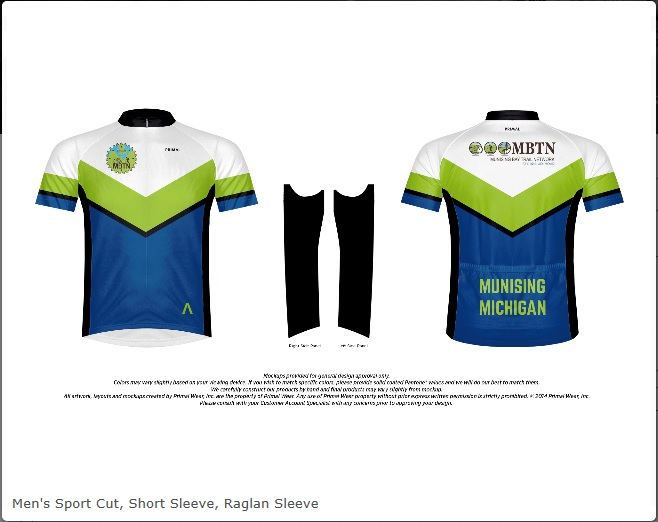 MBTN Jersey Design / Manufactured by Primal Wear