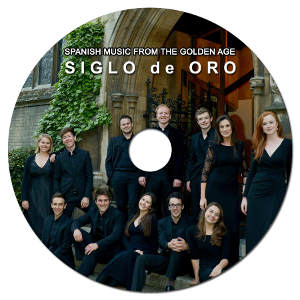 Siglo de Oro -  Spanish Music from the Golden Age  (2011)  Engineered and edited by Myles Eastwood  Recorded in Corpus Christi Chapel, Cambridge