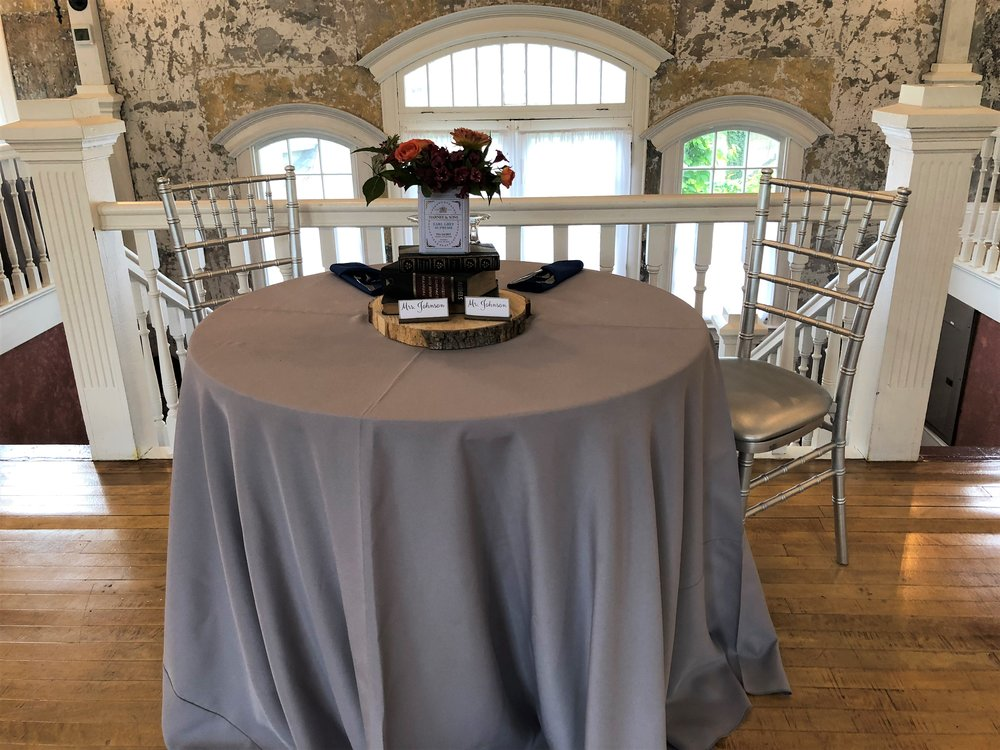 06.10.2018 The Hall at Castle Inn DWG O'Rourke Johnson Wedding Sweetheart Table 2.JPG
