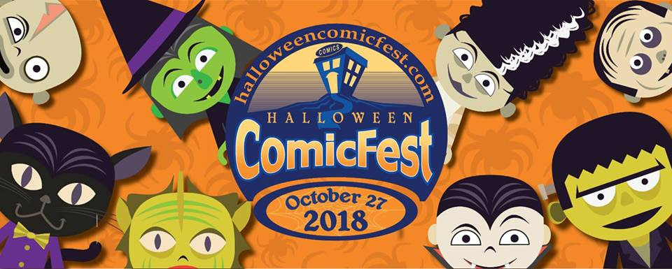 On Saturday October 27th, we will be giving out free Halloween comics. Costumes welcome!!!!  This the perfect opportunity to introduce friends and family to the many reasons why comic shops are a great destination for Halloween themed comic books, products and merchandise. From zombies, vampires, monsters and aliens to costumes and more, we have it all when it comes to Halloween fun!