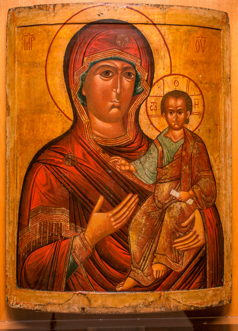 Icon of Mary, Mother of God