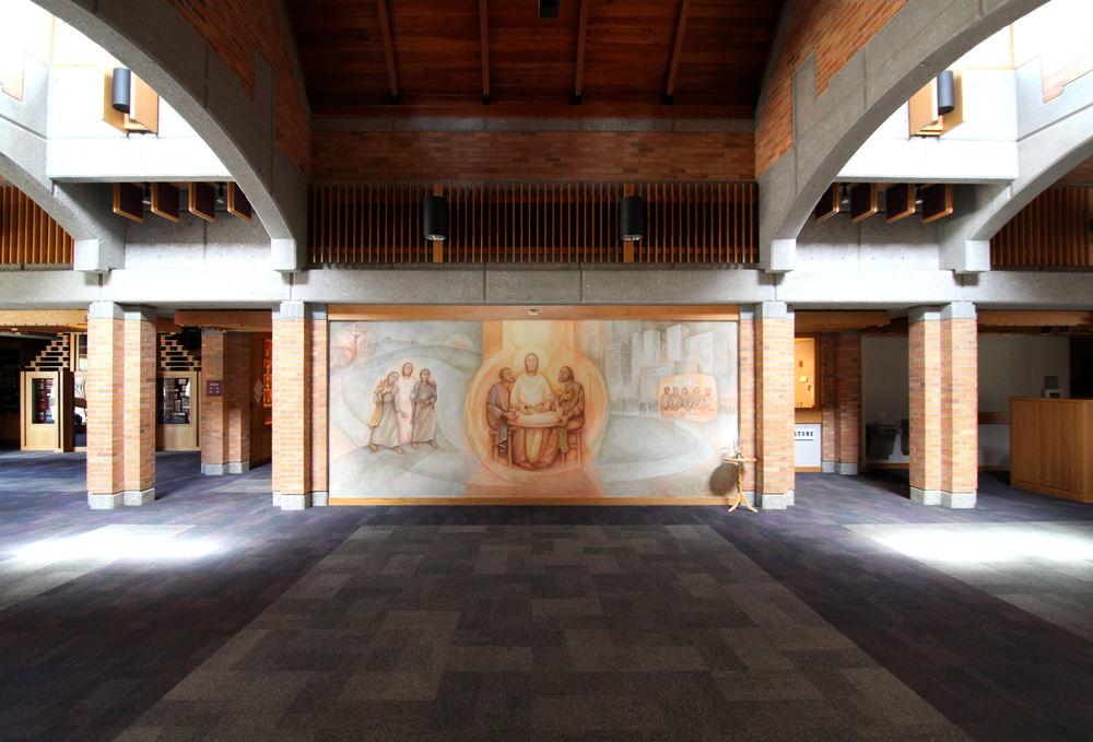 Mural in Lobby.JPG
