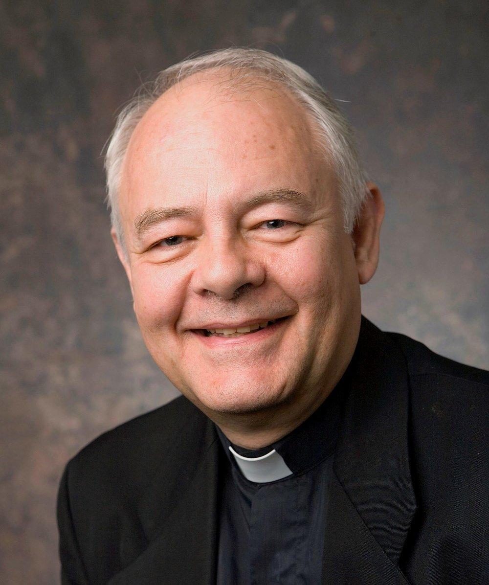 Father Bob Dufford, SJ,